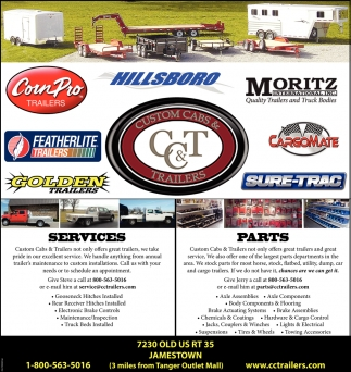 Custom Cabs Truck Beds and Trailers in Ohio