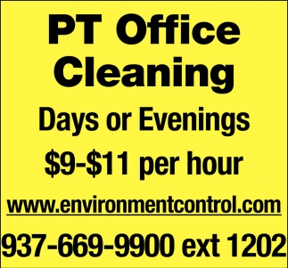 PT Office Cleaning