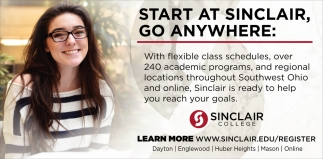 Over 220 associate and certificate programs