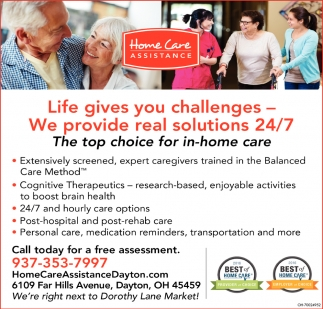 The top choice fpr in-home care