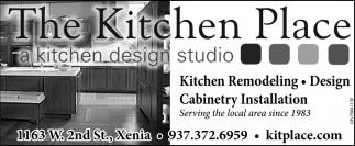 A kitchen design studio