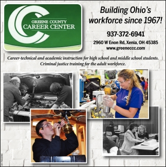 Building Ohio's workforce since 1967!