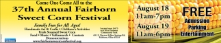 37th Annual Fairborn Sweet Corn Festival