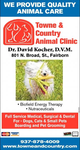 Quality Animal Care