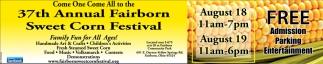 37th Annual Fairborn Sweet Corn Festival