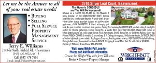 3740 Silver Leaf Court, Beavercreek