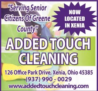 Serving Senior Citizens of Greene County