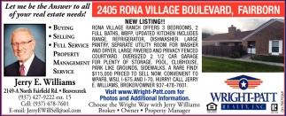 2405 Rona Village Boulevard, Fairborn