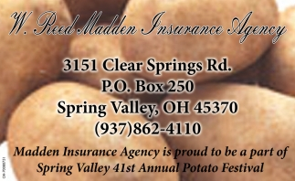 Spring Valley 41st Annual Potato Festival